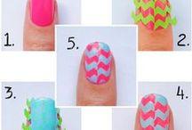 Tutorials - nail art