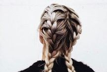 Hairfashion / I have a weakness for the silver-gray haircolor..