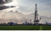 Oil and Gas Drilling Rig / Some shoots of the oil and gas drilling rig.