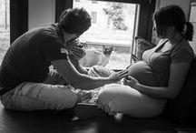 maternita' a domicilio / Fotografo gravidanza nascite in Varse, Como, Busto Arsizio, Gallarate. Foto In studio o comodamente a casa tua.
