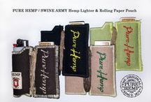 PURE HEMP Accessories / Great products we come across in our adventures around this world we travel.