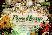 PURE HEMP Artwork / Limited Edition Art Prints, Posters And Other Handmade Hemp Treasures