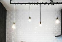 .LAMPS. / flashing lights