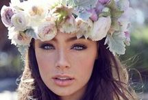 Wedding makeup / Everything about wedding make-up, inspirations, colors and fun
