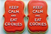 ciasteczka, inspiracje - dekoracje
