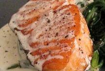 poissons-crevettes-crustacés / recettes de cuisine