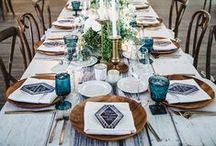 Wedding // Tablescapes