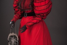 Victorian Fashion III / Women's Victorian fashion, 1880 to 1899.  Also includes some undated pieces.  Gowns, dresses, and separates.   / by Ravin' Mayven