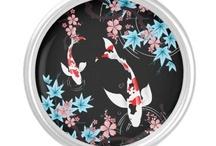 Japanese style jewellery