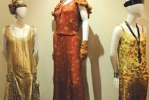 20s/30s Fashion / Flapper, deco, depression.  1920 - 1939 / by Ravin' Mayven