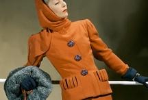 40s/50s Fashion / WWII, post war, 50s fashion / by Ravin' Mayven