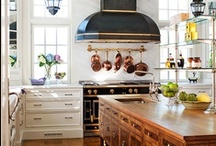 Kitchen / by Stephanie Summers