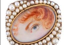Georgian/Regency Jewelry / Georgian/Regency-era jewelry.  From 1714 to 1830. / by Ravin' Mayven