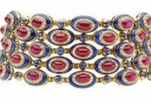 Necklaces/Pendants / Necklaces, chokers, pendants, lockets, chains, and other assorted jeweled neckwear / by Ravin' Mayven