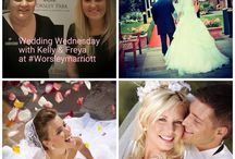 Wedding Wednesday with Kelly & Rachael / For all your weddings needs... Every Wednesday.