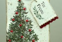 Tags for the holidays / by Dianne Crosse