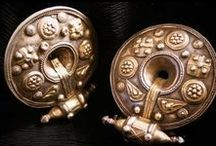 Ethnic Jewelry / Tribal/Ethnic jewelry from around 1800 to modern times. / by Ravin' Mayven