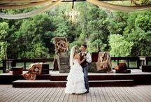 Weddings in the Oklahoma Wilderness / For more information about planning a wedding in McCurtain County visit our Weddings page. http://visitmccurtaincounty.com/travel-tools/weddings/