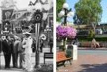 Disney-Then & Now / by Deneen Lodato