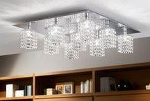 Plafondlampen / Van standaard plafondlamp tot design modellen. Bekijk variaties in model en de mogelijkheden voor LED en met bewegingsmelder. In dit pinbord een klein overzicht plafondlampen uit de collectie.