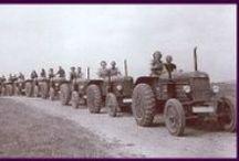 Škoda, Traktory / S montáží traktorů modernější koncepce započaly Škodovy závody v Plzni v roce 1926.