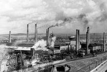 Škoda, Továrna. / Skoda, Factory.