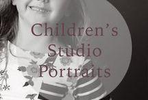 RJM Children's studio portraits / Children's portraits by rjm-photography in the studio