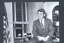 Robert Kennedy / Jfk's brother / by Jacque Scott
