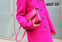 colour: pink / Colour, it is everywhere but have you ever paid attention to it? Your favourite colour can tell a lot about your personality. If you love pink, these are the words that best describe you; romance, compassion, faithfulness, friendship, sensitivity. www.stylestaples.com.au
