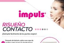 Risueño Contacto / Sencillos tips de belleza e ideas para maquillarte que harán más fácil tu rutina haciéndote lucir hermosa. / by Impuls