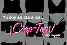 Elemento de la Temporada / Los crop-tops invadirán esta Primavera-Verano 2015. Belleza, estilo y versatilidad en una sola prenda. / by Impuls
