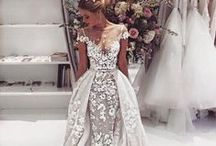 wedding dresses / wedding