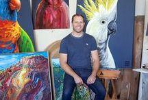 The Corner Store Gallery / Artists, art, workshops and studios from The Corner Store Gallery, Orange, NSW, Australia.