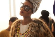 Turban Goddess / by Sequined Straightjacket