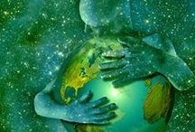 New Earth / 5d Earth, the great shift in consciousness of earthly beings, awakening, ascension, spiritual evolution.