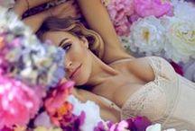 Inspiración - boudoir / Fotografía boudoir para novias.