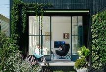 HOME   Backyard + Garden