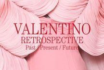 Valentino, Retrospective Exhibition