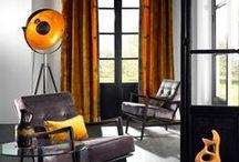 Industriële vloerlampen / Industriële vloerlampen met een stoer design.