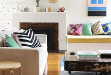 Living Room / living room decor