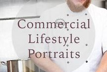 RJM Photography - Commercial lifestyle photography / Telling a story of your business with behind the scenes and on location imagery of you and your service.
