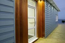 We Love Cladding! / Showing you ways you can transform the look of your home with the simple addition of weatherboard cladding!