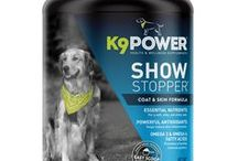 K9POWER / K9POWER health and wellness supplements for dogs of all shapes and sizes