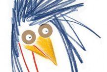 Hier kommt das vögelein/known flying objects / birdie, birdie,birdie.