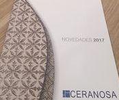 Novedades Catálogo Cevisama 2017 / Novedades presentadas la última edición de Cevisama 2017