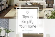 6 Tips to Simplify Your Home