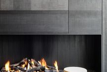 fireplaces • interior