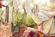 Bohemian / Boho chic style for you and your home