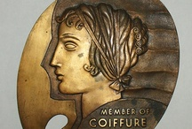 Art Deco / Art Deco globes, maps, prints and other decorative objects from the 1930s to the 1950s.