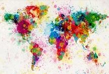 Krásné mapy / Maps